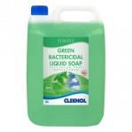 11875_green_bactericidal_liquid_soap_5l