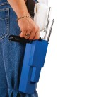Window Cleaners Hip Bucket - with multi-purpose holster THUMB
