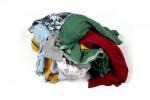no.30) mixed cotton rags