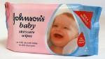 no.36) J&J baby wipes