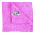 no.6) MIPI37 Exel Microfibre Cloth Red